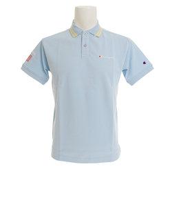 チャンピオン(CHAMPION)ゴルフ メンズ 半袖ポロシャツ +C3-MS301 320