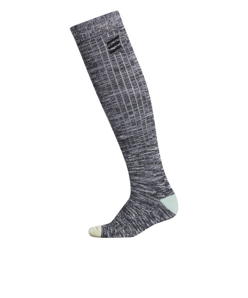 アディダス(adidas)【衝撃価格】ゴルフ ADICROSS ニーハイソックス IUH83-GD8931GR/BK