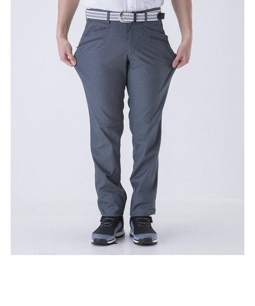 クランク(CLUNK)ゴルフウェア メンズ ストレッチ アンクル丈パンツ CLA0201T GRY