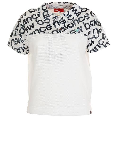 ニューバランス(new balance)ゴルフ ポロシャツ レディース ショートスリーブ カラー012-0168502-030
