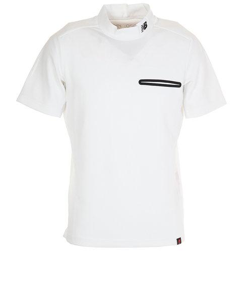 ニューバランス(new balance)ゴルフ ネック メンズ ショートスリーブ モックネック プルオーバーシャツ 012-0166001-030