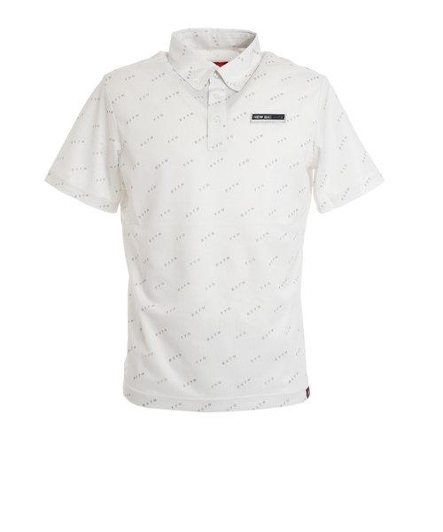ニューバランス(new balance)半袖 B.D. COLLARシャツ 012-0168006-021