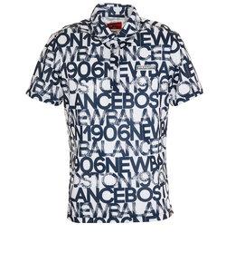ニューバランス(new balance)ショートスリーブカラーシャツ 012-0168009-120