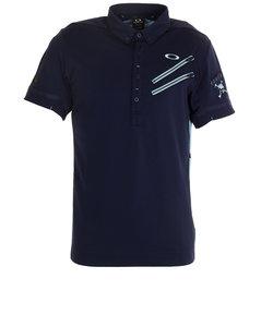 オークリー(OAKLEY)ゴルフ ウエア ポロシャツ メンズ スカル オーバーラウドシャツ FOA400800-67Z