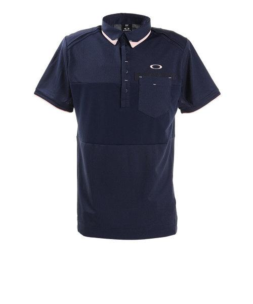 ポロシャツ オークリー オークリー メンズ長袖ポロシャツ|【公式】有賀園ゴルフオンラインAGO