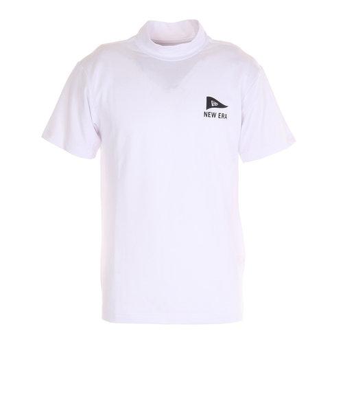 ニューエラ(NEW ERA)ミドルネック Tシャツ ピンフラッグロゴ 12674295