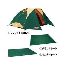タフドーム /3025 スタートパッケージ 2000027279 (テント、インナーシート、グランドシート3点セット)