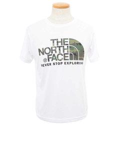 S/S CAMOUFLAGE LOGO メンズ 半袖Tシャツ NT31622 WW