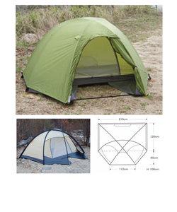 ドマドームライト 2 キャンプ用品 テント