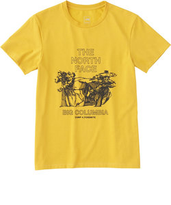 S/S VIEW POINT TEE NT31852 PY