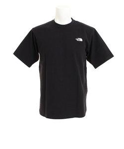 ショートスリーブ スクエアロゴ ジョシュアツリーTシャツ NT31952 K