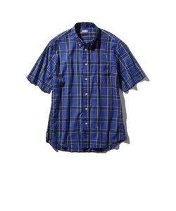 ショートスリーブオコチロパッチシャツ NR21969 B