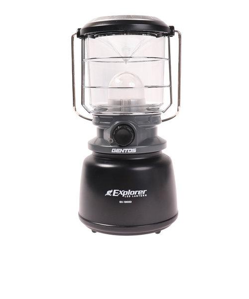 ジェントス(GENTOS)ランタン LED ライト アウトドア キャンプ おうち時間 ソロキャンプ 送料無料(対象外地域有)防災 LEDEX-1300D