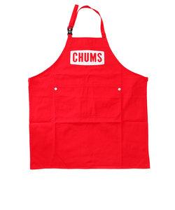 チャムス(CHUMS)ボートロゴエプロン CH09-1187-R001