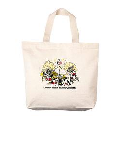 チャムス(CHUMS)キャンプウィズユア キャンバストートバッグ CH60-2969-0000