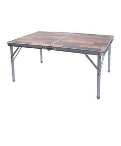 ホールアース(Whole Earth)キャンプ テーブル おうち時間 ソロCOLLATAGE LIVING TABLE 90/4 WE23DB45 MULTI…