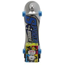 スケートボード エクストリームスポーツ SPOONRIDER28 BLU