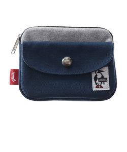 チャムス(CHUMS)財布 ポケットサイズウォレットスウェットナイロン CH60-2924-G019