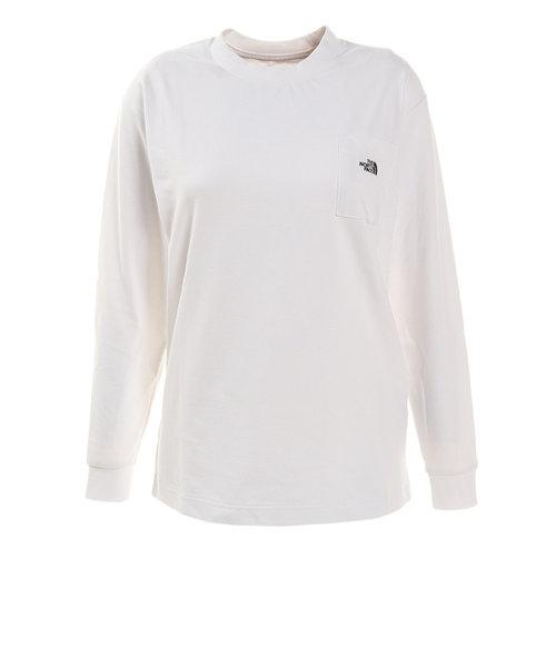 ノースフェイス(THE NORTH FACE)ロンT 長袖 シャツ NT62003X W Tシャツ