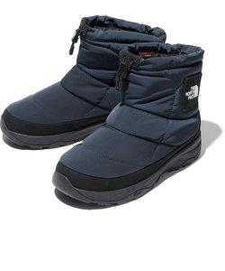 ノースフェイス(THE NORTH FACE)ブーツ ヌプシブーティー ウォータープルーフ ロゴ ショート NF52076 UN カジュアルシューズ