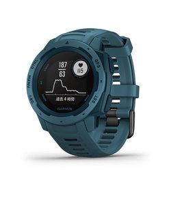 ガーミン(GARMIN)インスティンクト Instinct レイクサイドブルー 時計 010-02064-52