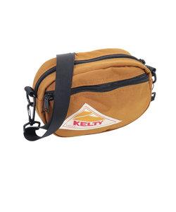 ケルティ(KELTY)オーバルショルダーバッグS 2592046Caramel