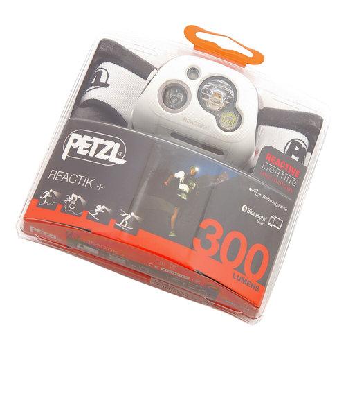 ペツル(Petzl)リアクティック+ E95 HNE ヘッドライト