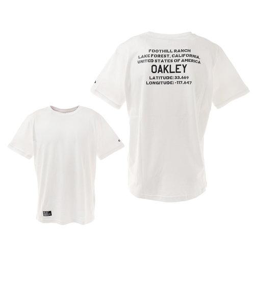 オークリー(OAKLEY)FGL バックプリントTシャツ FOA402512-100