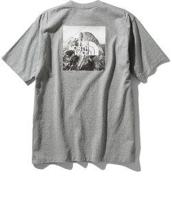 ノースフェイス(THE NORTH FACE)ショートスリーブ ピクチャード スクエア ロゴ Tシャツ NT32036 Z