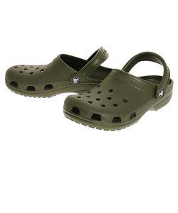 クロックス(crocs)サンダル クラシック クロッグ AGrn 10001-309