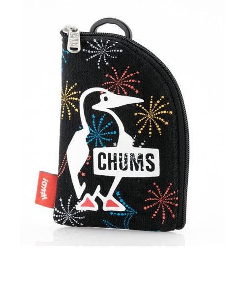 チャムス(CHUMS)パスカードケース スウェット 定期入れ CH60-3012-Z197