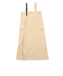 ノーブランド(NO BRAND)2WAYジャンパースカート 11800113-BEG