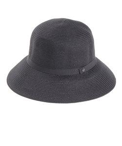ア・ジュ(A-jeu)帽子 トレッキング 登山 ウォッシャブル ブレードハット 420162 BLK