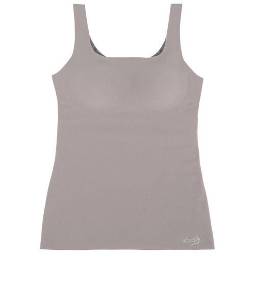 綿混タイプ(スロギーG028) カップ付き袖なしトップ2 sloggi G028 Top2