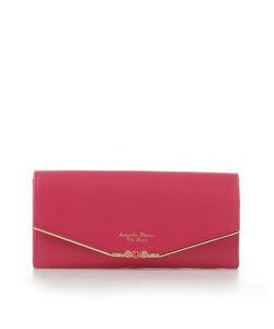 お花バー財布かぶせ財布