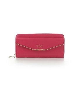 お花バー財布ラウンド財布