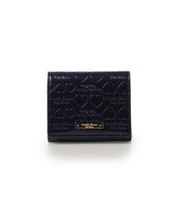 パールエナメルシリーズ折財布