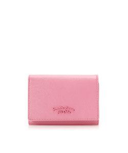 ★バイカラーシンプルロゴシリーズ(折財布)