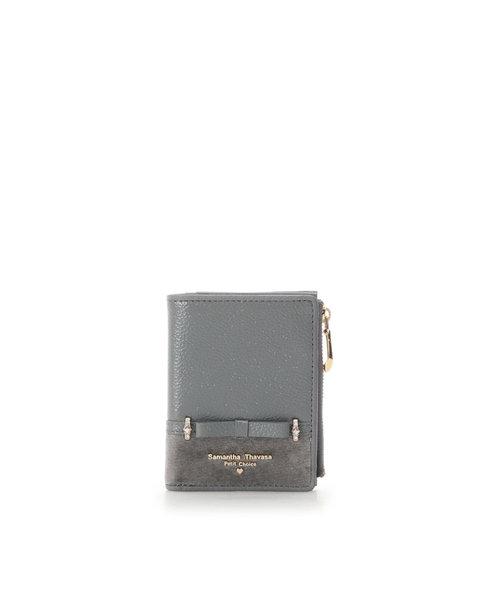 リボベルトベロア 折財布
