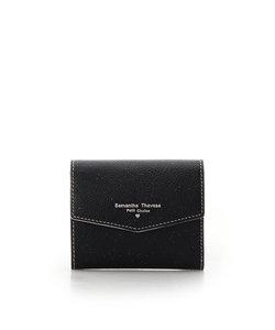 シンプルハート 折財布