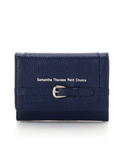 シンプルベルト 折財布