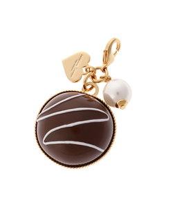 【チョコレートコレクション】 ファスナーチャーム(トリュフチョコレート)