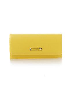 ハートプレートかぶせ財布