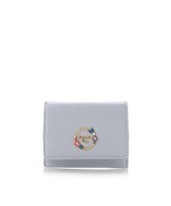 リングチャーム折財布