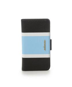 ラインプリントiPhoneケース