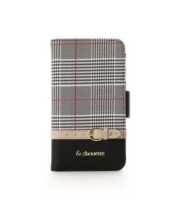 グレンチェックiPhone XSケース