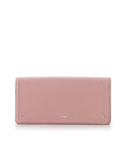 新型シンプルかぶせ長財布【薄型財布・カード収納】