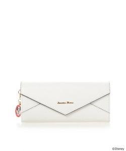 ★【ミッキーマウス クラブ】 レター型 長財布