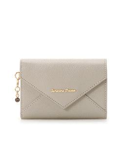 ★レターモチーフ 折財布