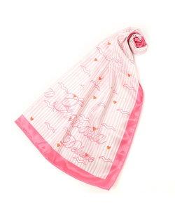 ★カモメ柄スカーフ